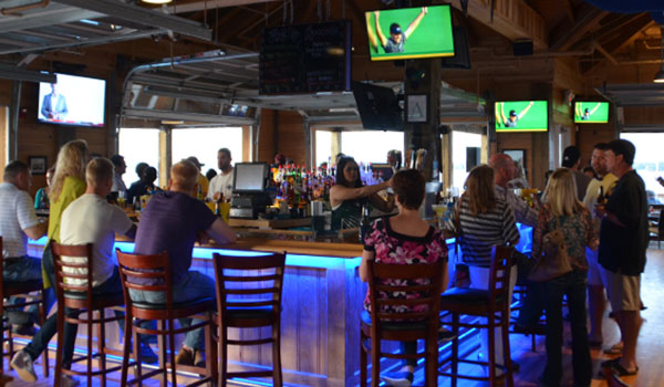 The hookup bar and grill biloxi ms